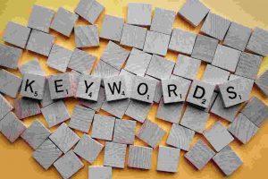Keywords wat zijn dat